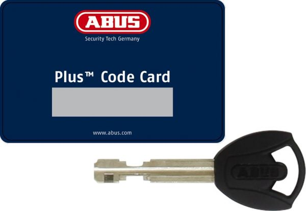codecard plus schluessel 3